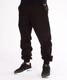 SmokeStory-Moro Part Jogger Regular Spodnie Czarne