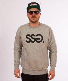 SmokeStory-SSG Classic Bluza Jasny Melanż