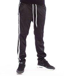Southpole-Track Pants Side Panel Spodnie Dresowe Black/White