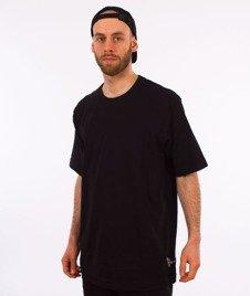 Stoprocent-Baggy Base T-Shirt Czarny