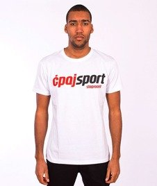 Stoprocent-CS Simple T-Shirt White