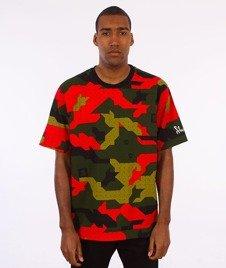 Stoprocent-Camu Red T-shirt Camo