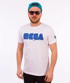 Stoprocent-Mega T-Shirt Biały