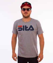 Stoprocent-Siła T-Shirt Szary