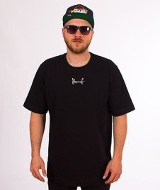 Stoprocent-TM Baggy Base T-Shirt Czarny