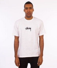 Stussy-Stock T-Shirt White
