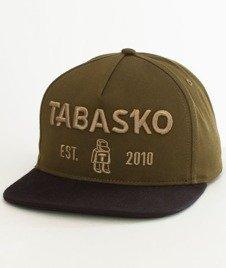 Tabasko-Est 2010 Snapback Khaki