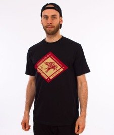 Turbkolor-Diamond T-Shirt Black