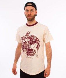 Turbokolor-Goddes T-shirt Ecru