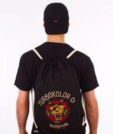 Turbokolor-Shoe Bag Lotos Black