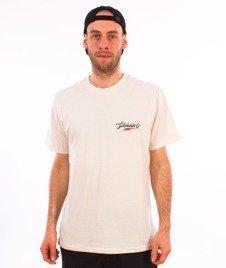 Turbokolor-Simple Thread Super Hero T-Shirt Ecru