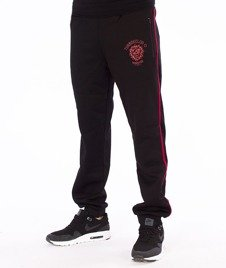 Turbokolor-Track Pants Spodnie Dresowe Black