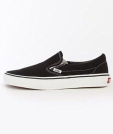 Vans-Classic Slip On Black