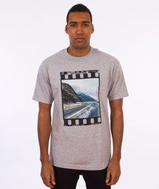 Visual-Tempest T-Shirt Heather Grey