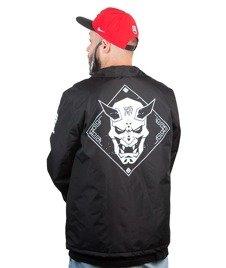 WSRH-Devil Coach Jacket Wiatrówka Czarna