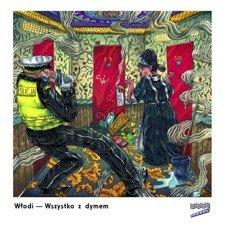 Włodi - Wszystko z Dymem CD